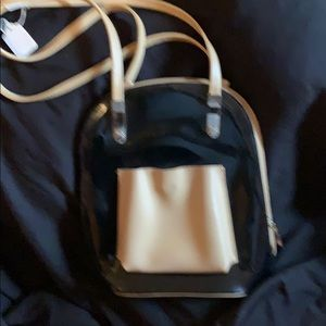 Beijing small to med satchel